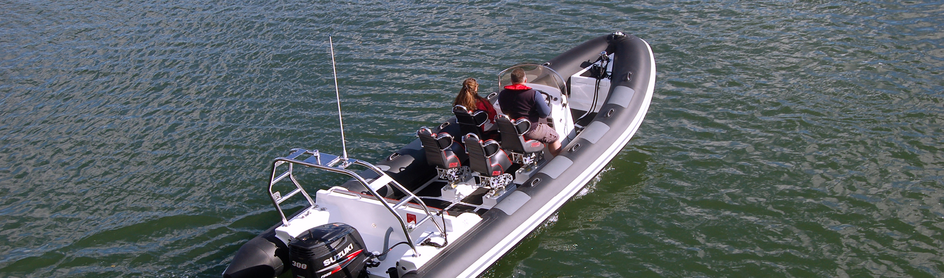 Redbay Storm force 7.4 rib